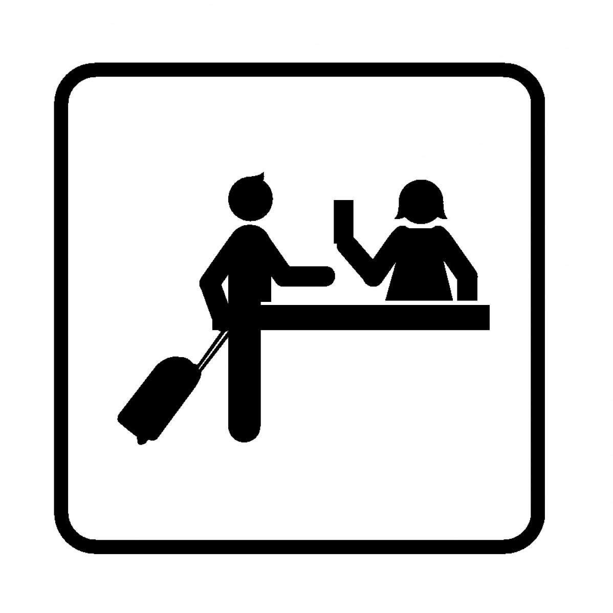 Free Reception Desk Cliparts Download Free Clip Art Free