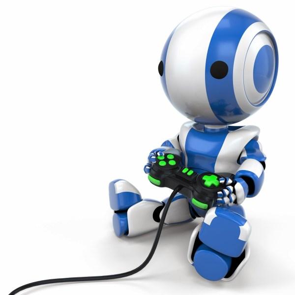 Robot Controller Game
