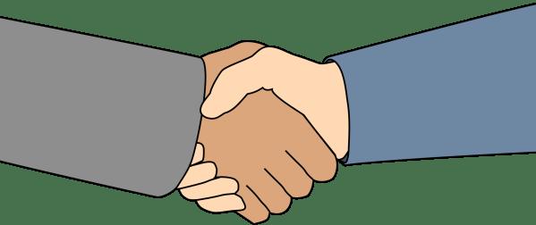 Handshake Clipart Microsoft