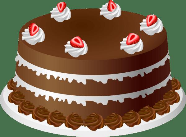 free cake chocolate cliparts