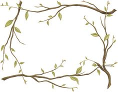 free nature clipart borders