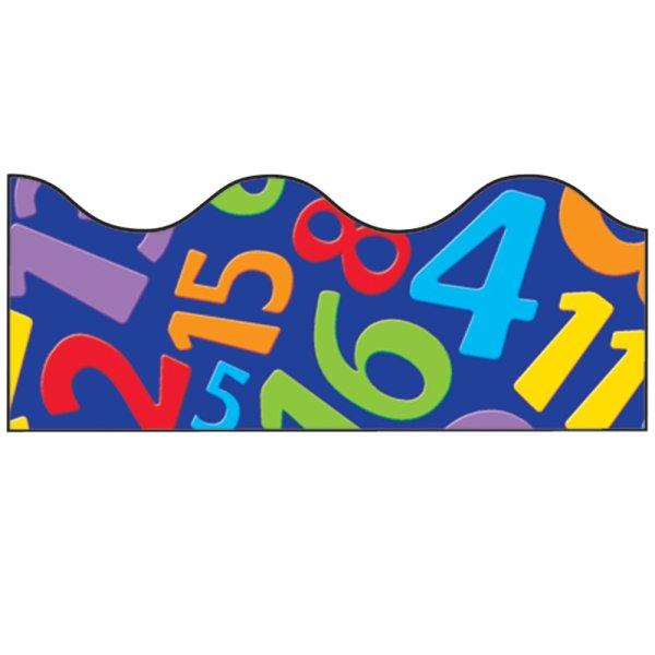 Free Math Borders Clip Art