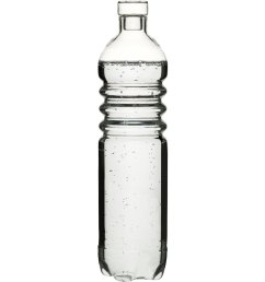 plastic water bottle black and white clipart [ 1500 x 1500 Pixel ]