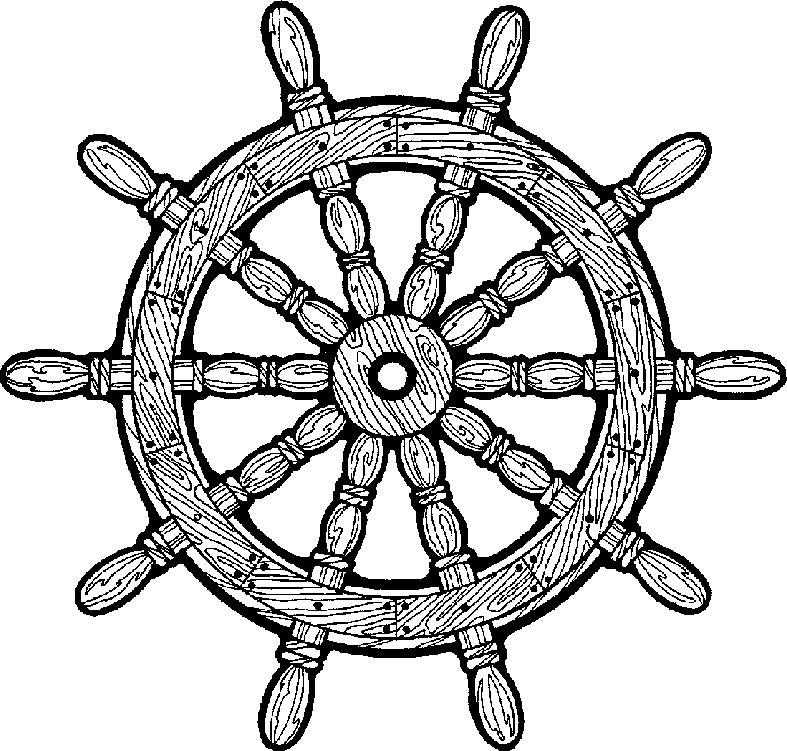 Free Boat Wheel Cliparts, Download Free Clip Art, Free
