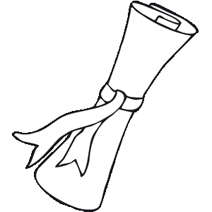 Free Graduation Scroll Cliparts, Download Free Clip Art