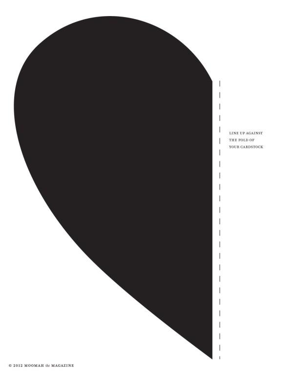 Free Heart Halves Cliparts Clip Art