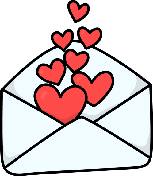 small resolution of free love letter 2 love high resolution clip art