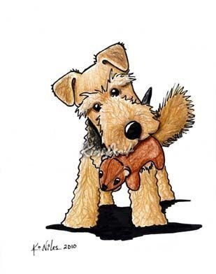 Free Airedale Terrier Cliparts Download Free Clip Art