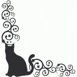 Free Cheshire Cat Smile Silhouette, Download Free Cheshire