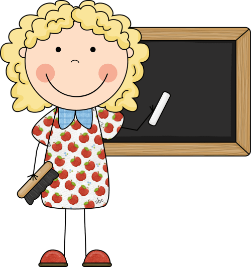 small resolution of student teacher giving directions clipart follow