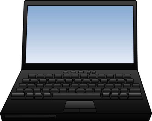small resolution of laptop clipart