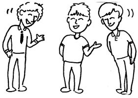 Free Introducing Someone Cliparts, Download Free Clip Art