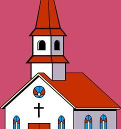 clipart of church buildings [ 736 x 1169 Pixel ]