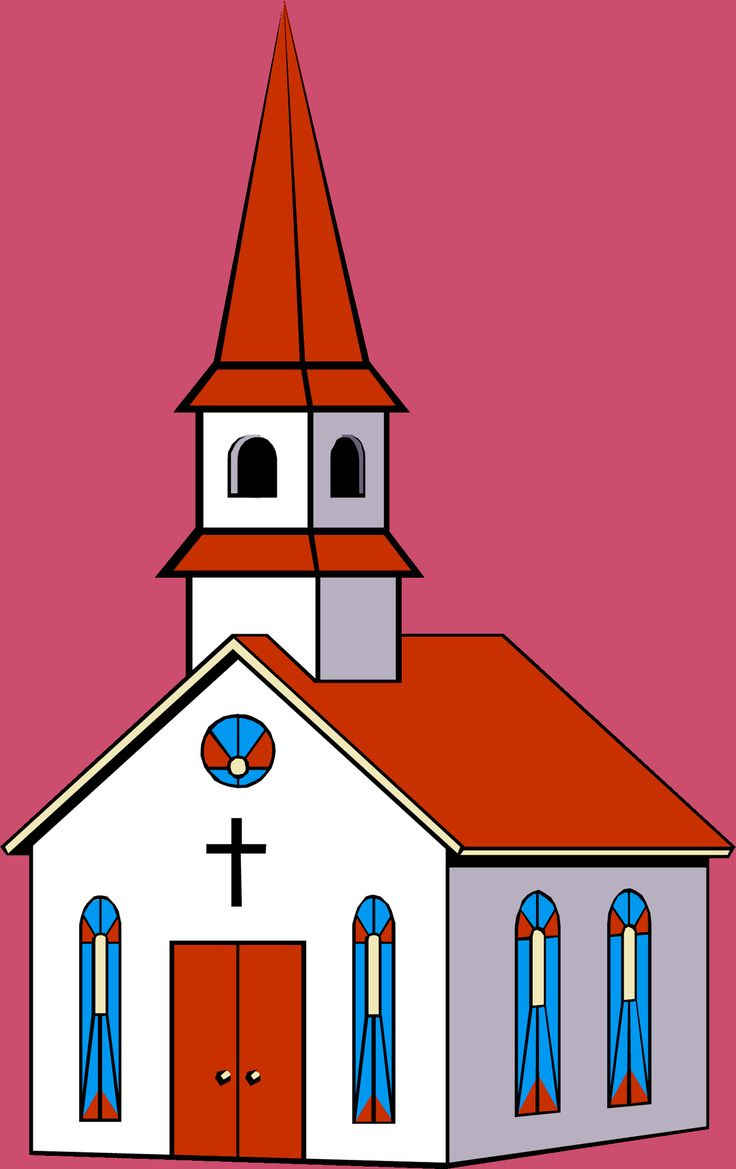 hight resolution of clipart of church buildings