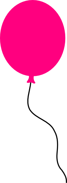 free balloon string cliparts