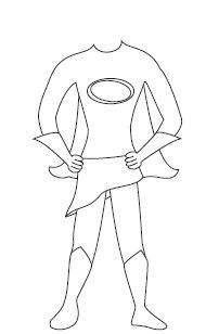Free Superhero Body Cliparts, Download Free Clip Art, Free