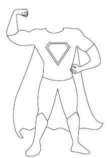 Free Superhero Body Cliparts, Download Free Clip Art, Free