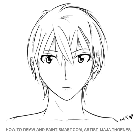 Free Anime Face Cliparts, Download Free Clip Art, Free