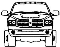 Free Ram Truck Cliparts, Download Free Clip Art, Free Clip