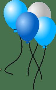 win balloons clip art clker