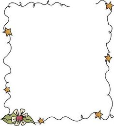 free whimsical cliparts frames