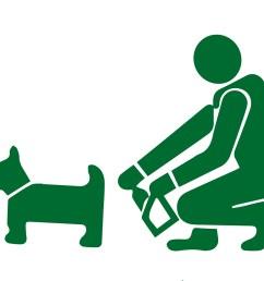 free clipart pick up dog poop [ 1000 x 897 Pixel ]