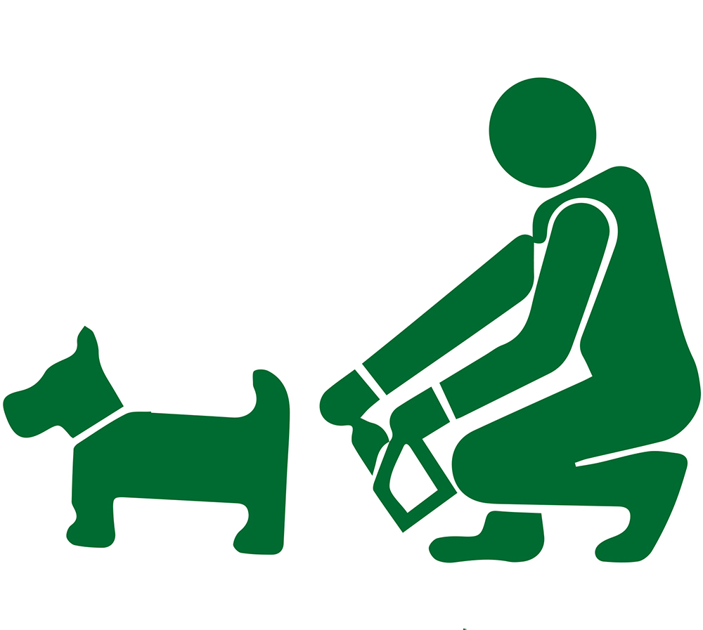 hight resolution of free clipart pick up dog poop