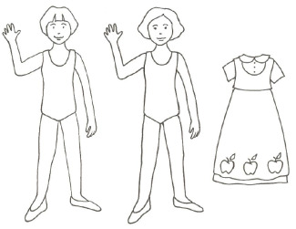 Free Doll Dress Cliparts, Download Free Clip Art, Free