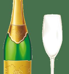 champagne clipart [ 1259 x 2039 Pixel ]
