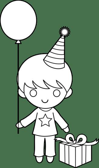 Free Boy Birthday Cliparts, Download Free Clip Art, Free