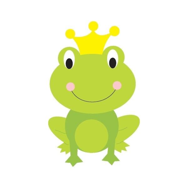 Printable Frog Prince