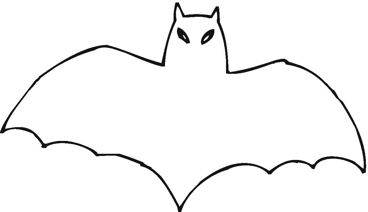 Free Bat Outline Cliparts, Download Free Clip Art, Free