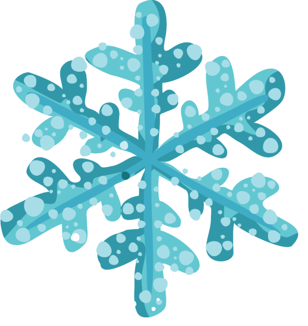 free snow winter cliparts