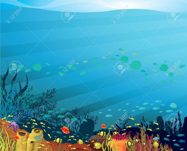 sea background clipart