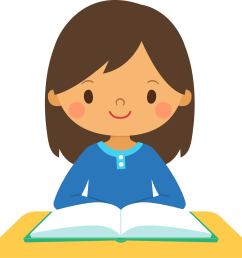 female student clipart [ 1600 x 1512 Pixel ]
