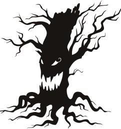 spooky halloween clipart [ 1200 x 1200 Pixel ]