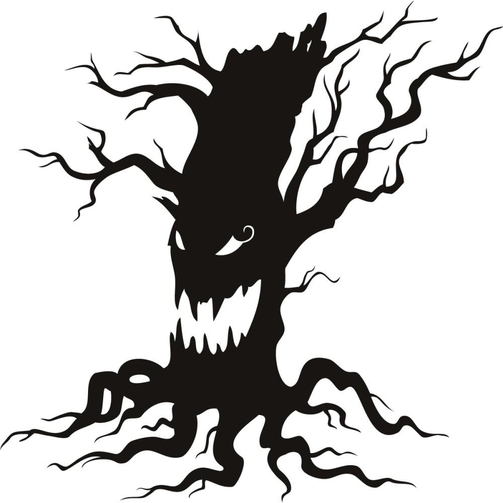 medium resolution of spooky halloween clipart