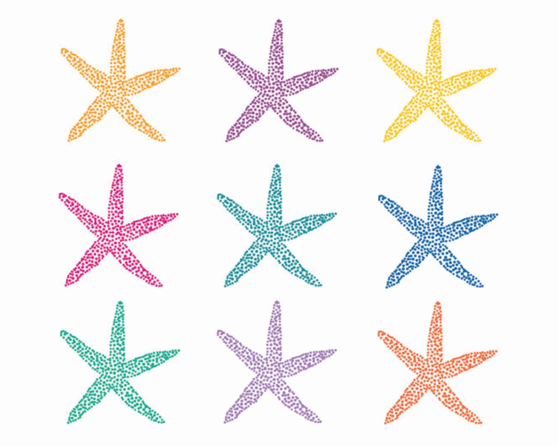hight resolution of starfish