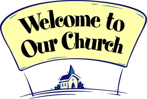small resolution of invite someone to church clipart