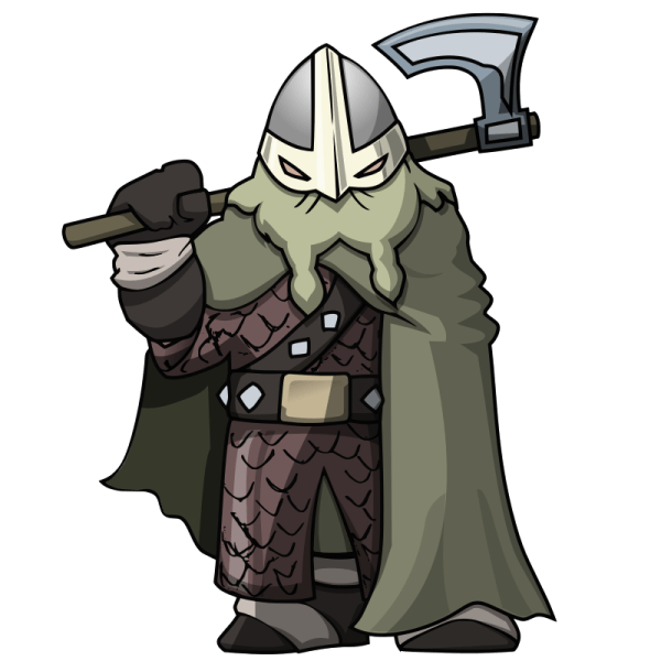 free baby viking cliparts