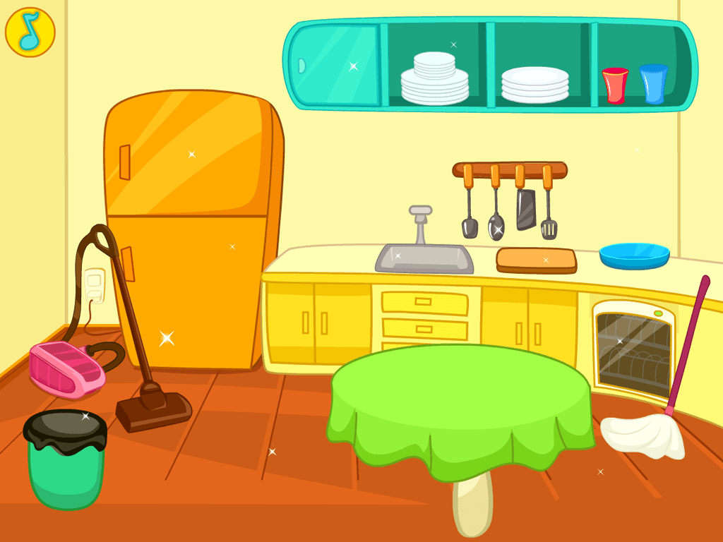 hight resolution of home my furniture clean kitchen clipart