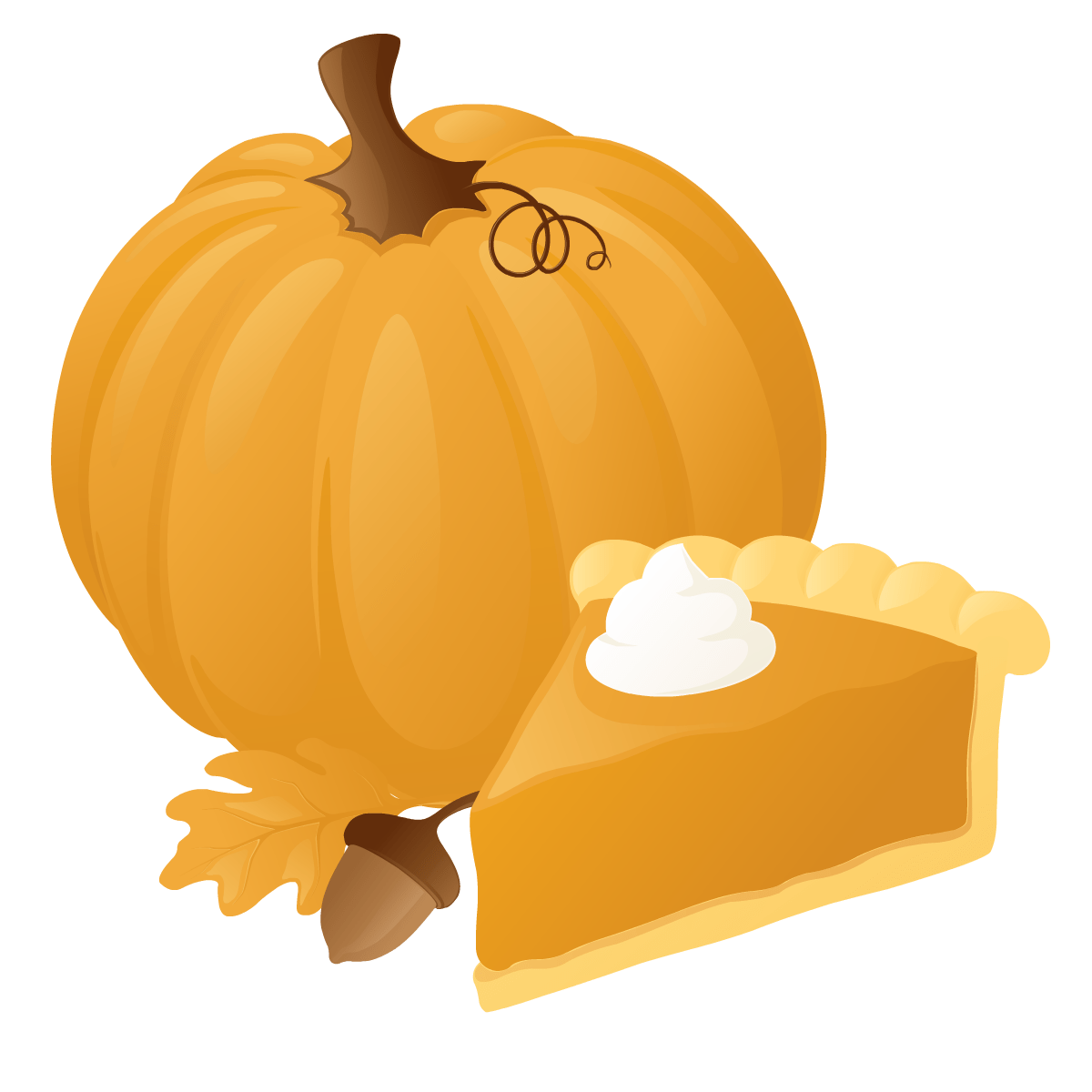 hight resolution of pumpkin pie clipart clip