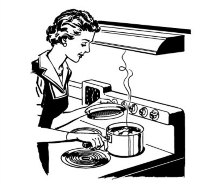 Free Mom Kitchen Cliparts, Download Free Clip Art, Free
