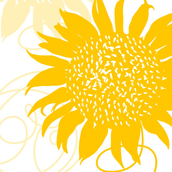 free country sunflower cliparts