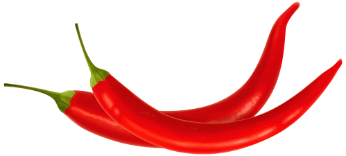 small resolution of red chili peppers clipart