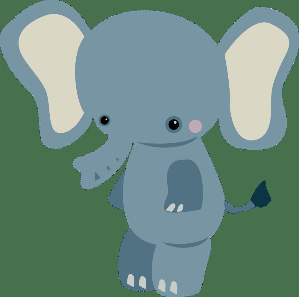 medium resolution of baby animals clipart