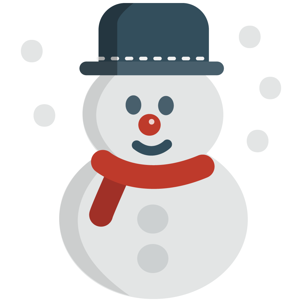 hight resolution of snowman hat clipart free
