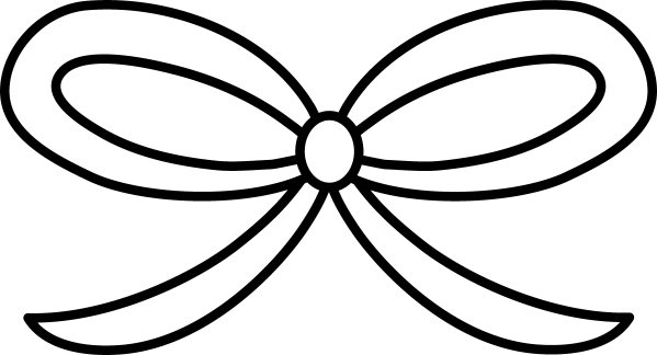 free cheer bow cliparts