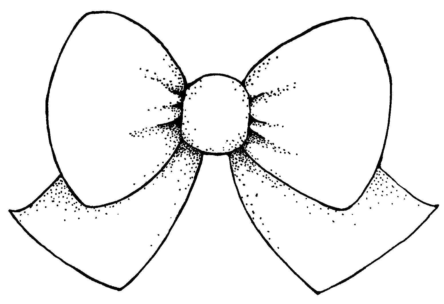 Free Bow Outline Cliparts Download Free Clip Art Free
