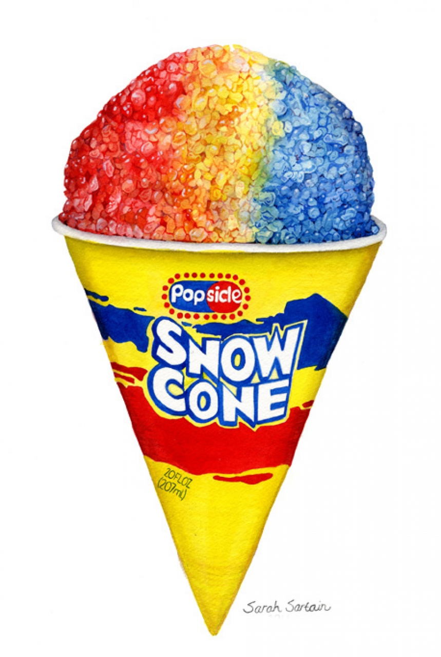 hight resolution of snow cone clip art